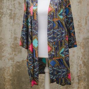 River Island Jackets & Coats - River Island Patterned Kimono